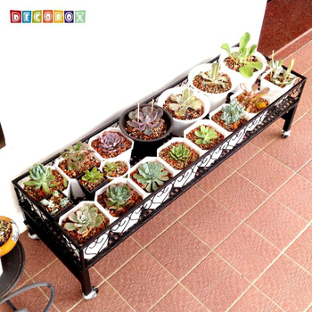 《DecoBox》藝術多肉小花架(多肉專用花架,花盆,展示架)