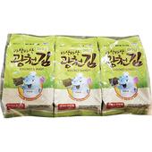 《廣川》酥脆海青菜海苔(4g*3)