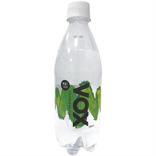 VOX 氣泡礦泉水(薄荷風味)(500ml/瓶)