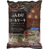 《山內》巧克力捲心蛋糕(190g)