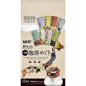 《UCC》日本特色精選濾掛咖啡(12入94公克)