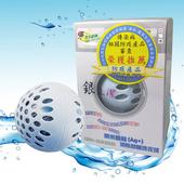 《佶之屋》奈米銀絲(Ag+)活性抑菌洗衣球1入裝(1入組)