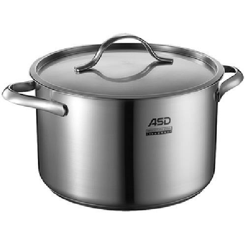 《ASD愛仕達》威爾士304不鏽鋼湯鍋20cm(TS20W1TW)