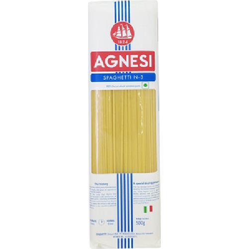 《Agnesi》義大利麵(500g/包)