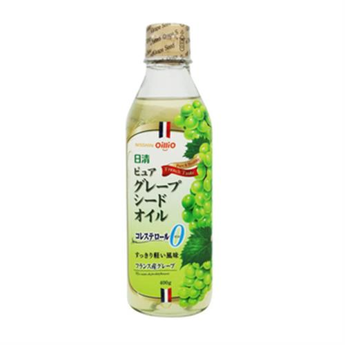《日清》葡萄籽油(400g/瓶)