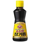 《韓國不倒翁OTTOGI》100%純芝麻油(160g/罐)