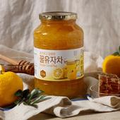 韓國蜂蜜柚子茶(1kg/罐)UUPON點數5倍送(即日起~2019-08-29)