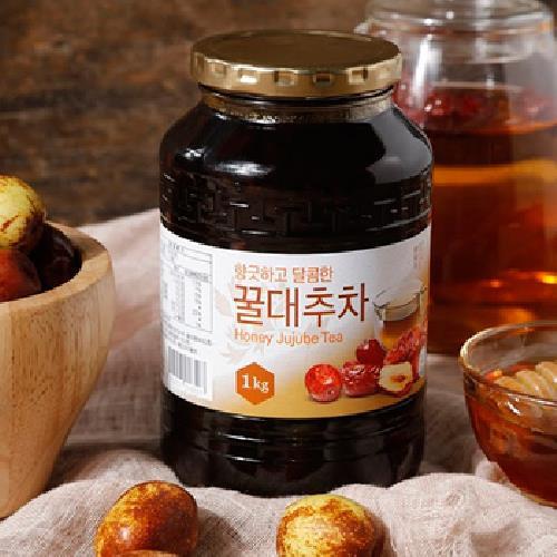 韓國蜂蜜紅棗茶(1kg/罐)