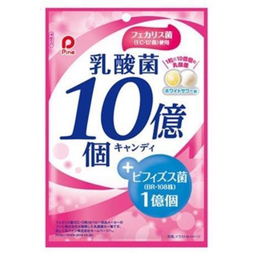 《日本派伊 Pine》乳酸菌10億個糖袋(70g/包)