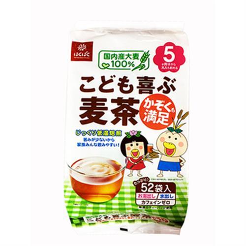 《日本HAKUBAKU》歡樂麥茶(416g/包)