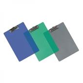 《珠友》A4板夾-顏色隨機(DL-13001)