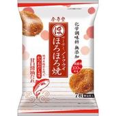 《金吾堂》米果7枚甘口醬油-104g/包 $149