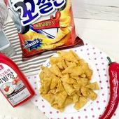 《Lotte》玉米脆角 玉米點心 72g/包(辣味)