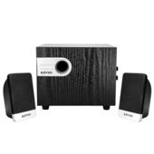 《KINYO》2.1精緻立體擴大音箱KY-1701