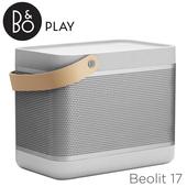 《B&O PLAY》BEOLIT17 無線藍芽喇叭(星光銀)