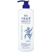 《熊野》麗白薏仁保濕沐浴乳(800ml/瓶)