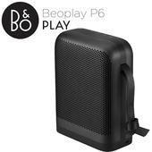 《B&O PLAY》BEOPLAY P6 無線藍芽喇叭(尊爵黑)