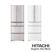 《HITACHI 日立》481公升六門電冰箱-RSF48HJ(RSF48HJ-SN)