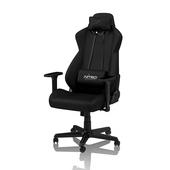 《Nitro Concepts》戰鬥玩家 電競椅 S300系列 黑色 NCS3000BK