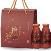 《【魔菇部落-拾雲】》黑木耳養生露(290g*6瓶)(1盒)