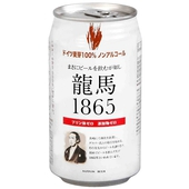 《龍馬》無酒精飲料啤酒風味(350ml/罐)