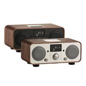 《Auluxe》微風夕語 無線藍牙 木質音響 AW3021(白色)