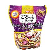 《日清NISSIN》紫薯穀麥片 大包裝 家庭號(450g/包)