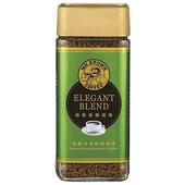 《伯朗》冷凍乾燥咖啡-100公克/瓶(極致香醇風味)