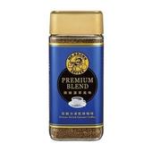 《伯朗》冷凍乾燥咖啡-100公克/瓶(精緻濃萃風味)