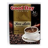 《GOOD DAY》Java Latte爪哇拿鐵咖啡(20g*5)