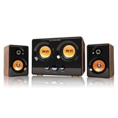 《JS》雙低音全木質多媒體喇叭 JY-3241