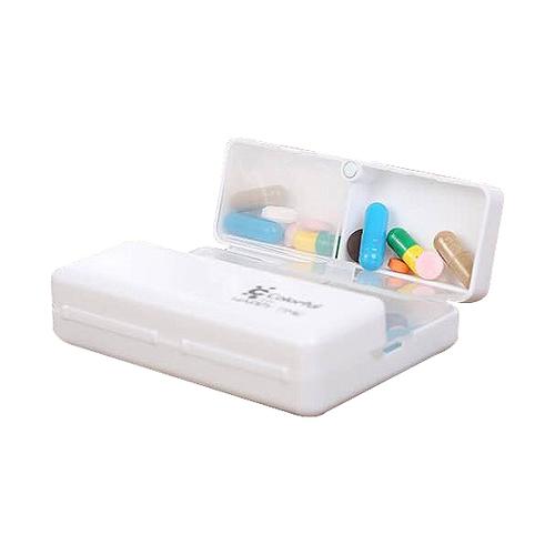 雙層磁吸藥盒(10X7X2.5cm)