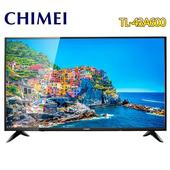 《CHIMEI 奇美》43吋Full HD低藍光液晶顯示器+視訊盒TL-43A600