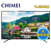 《CHIMEI 奇美》55型4K HDR聯網液晶顯示器+視訊盒TL-55M200(送基本安裝)