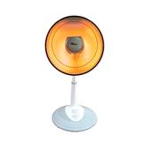 《羅蜜歐》14吋定時鹵素電暖器