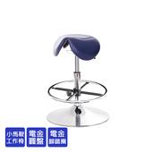 《GXG》醫療級 小馬鞍 工作椅(喇叭座+踏圈款)  TW-81T7K(請備註顏色)