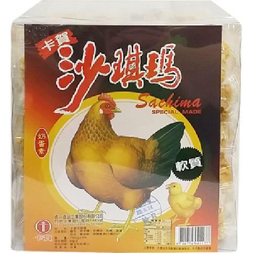 《卡賀》沙琪瑪(雞蛋-750/盒)