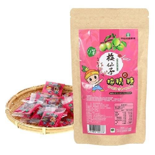 《甲仙農會》梅仙子 梅精Q糖(50g/包)
