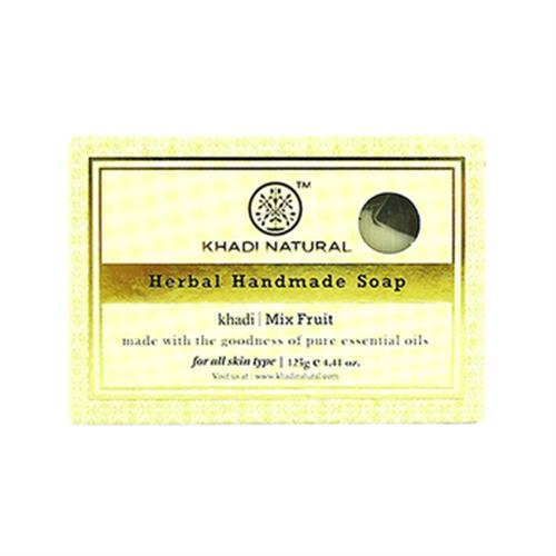 Khadi 草本手工精油香皂-125g(水果)