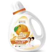 《橘子工坊》天然濃縮洗衣精-制菌(1800ml)
