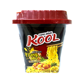 《KOOL》鹹蛋黃炒麵(90g/碗)
