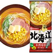 北海道拉麵兩人份札幌味噌風味-226g/包