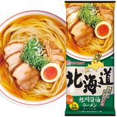 北海道拉麵兩人份旭川醬油風味-212g/包