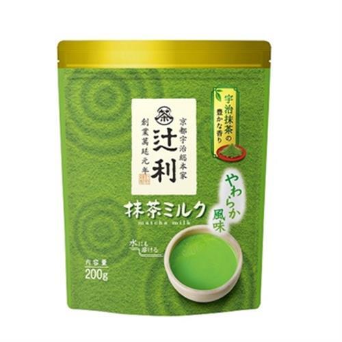 《日本辻利 TSUJIRI》抹茶拿鐵粉(200g/包)