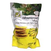 《羅旺子》夾心香蕉脆片(90g/包)