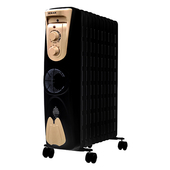 《禾聯》11片葉片式電暖器