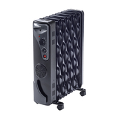 《Abee快譯通》10扇葉熱浪型電暖器 POL-1002