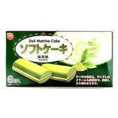 《越南DELI》夾心蛋糕-108公克(抹茶風味)