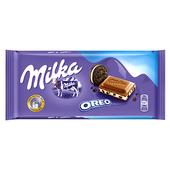 《Milka》OREO夾心巧克力 100G(100g)