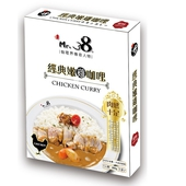 《MR.38》經典原味咖哩-280g/盒(嫩雞)